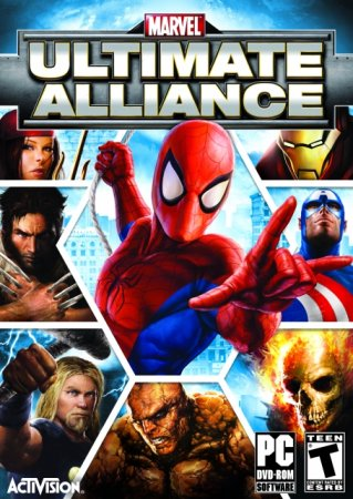 "���� ""��������: ������: ����������� ������ / Marvel: Ultimate Alliance"" ������� ��������� ���������"