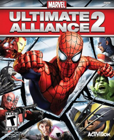 "���� ""��������: ������: ����������� ������ 2 / Marvel: Ultimate Alliance 2"" ������� ��������� ���������"