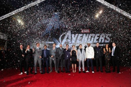 Мстители (The Avengers 2012) мировая премьера (Marvel's The Avengers Red Carpet World Premiere) смотреть онлайн