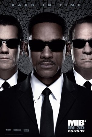 ���� � ������ 3 �������� ������ / Men in Black III (2012)